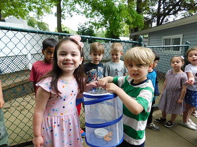 May 23, 2018   Butterfly Release