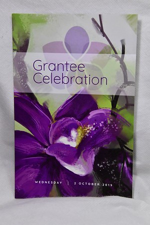 10-2-2019 Orchid Giving Circle Grantee Celebration @ Toyota