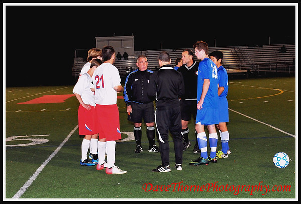 Soccer - Ocean Boys Varsity vs Holmdel  SCT Finals  Oct 2012