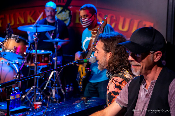 Allman Betts Band with Oteil Burbridge Funky Biscuit 11.18.20