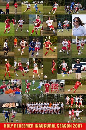 HR Boy's soccer 2007