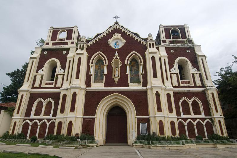 St Augustine's Parish Vigan, Philippines