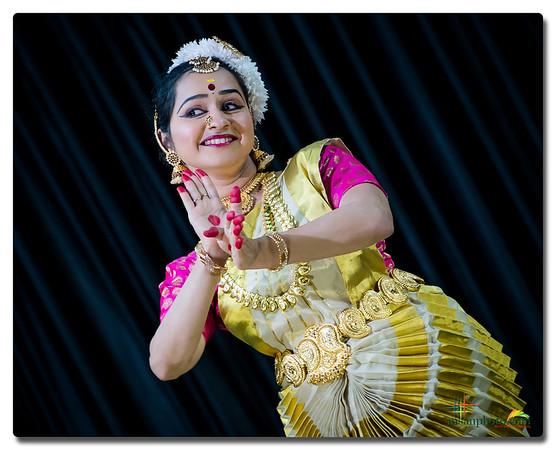 Saritha Sreejith's Mohiniyattam - ULSAVAM 2019
