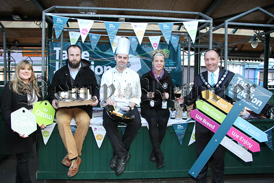 Newry, Mourne and Down Council launch the First Ever Newry Twilight Market