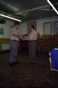 Chris Elmer - Queen's Scout Presentation