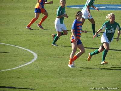 Soccer: Florida vs. FGCU 11-09-12
