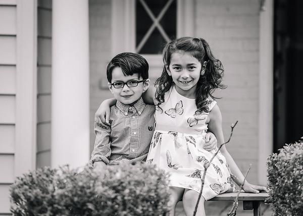 Middleton Family 2020