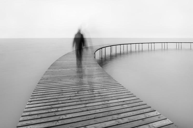 Moody 3 fine art pier infinite bridge aarhus photography.jpg