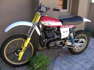 1978 Yamaha HL - 500 Replica