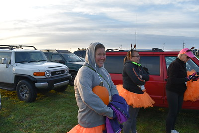 Great Pumpkin Run 2017
