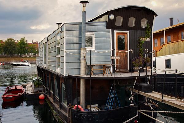 2020 Reffen - Copenhagen Harbour By Night