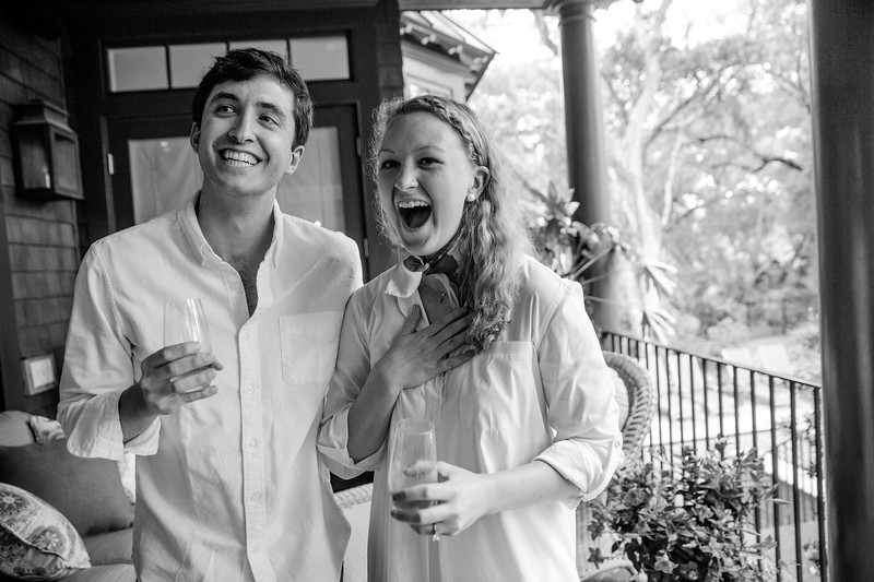 Ben + Carolyn Engaged