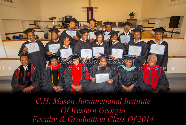 C.H. Mason Jurisdictional Institute Of Western Georgia 2014