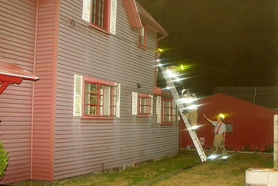 7-6-12 Coshocton FD House Fire