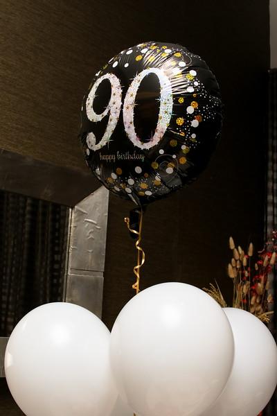 Jislene 90th