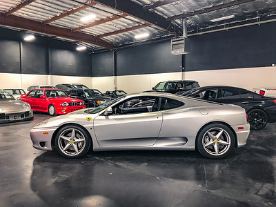Ferrari 360 Test Drive