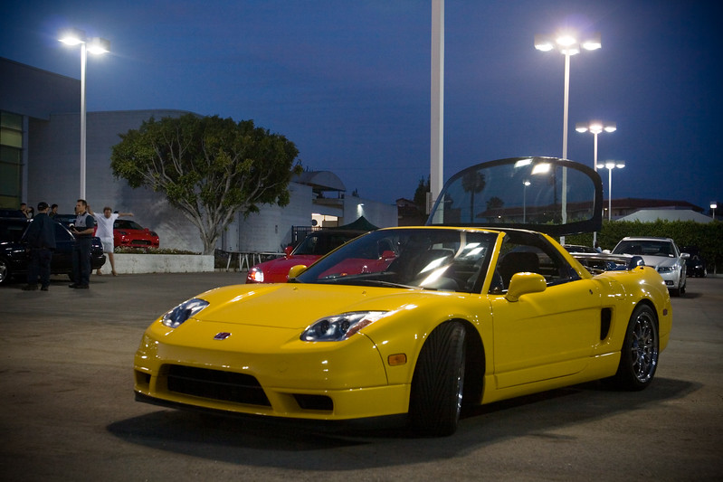 One more shot of Steve's supercharged NSX