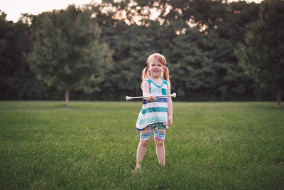 Catherine - 4 Years