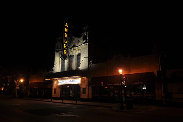 Movie Theaters of Philadelphia Area