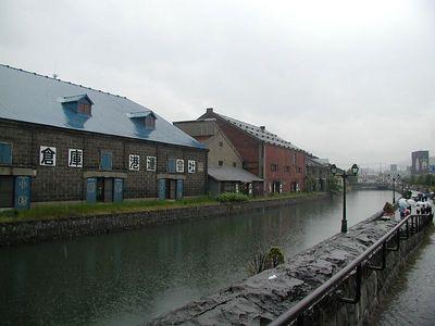 2001/05/31-2 - Day Trip to Otaru