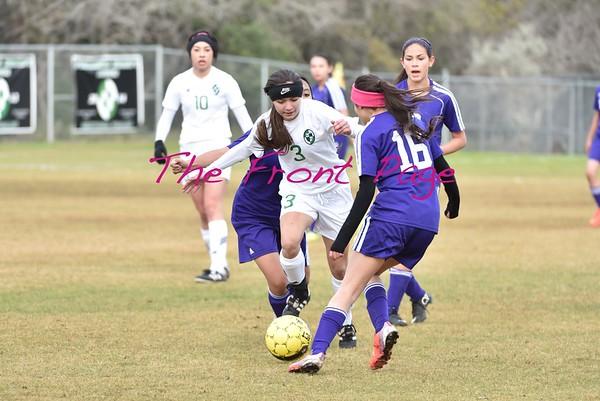 Pleasanton - Girls Soccer Tournament