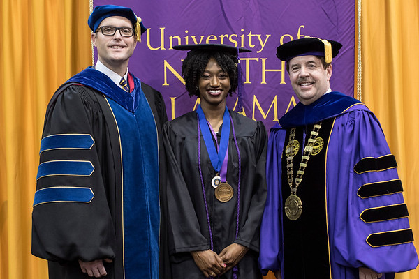 Honors Graduates, Spring 2018