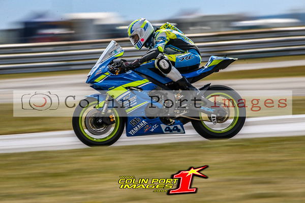 Jorge Halliday Snetterton TSGB 2021