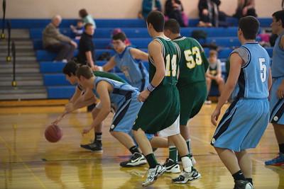 GOYA Basketball Tournament Canonsburg - January 31, 2014