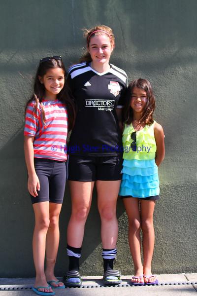 Girls Under 17 Westsound FC v Washington Timbers