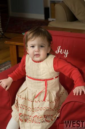 Ivy, January 2007