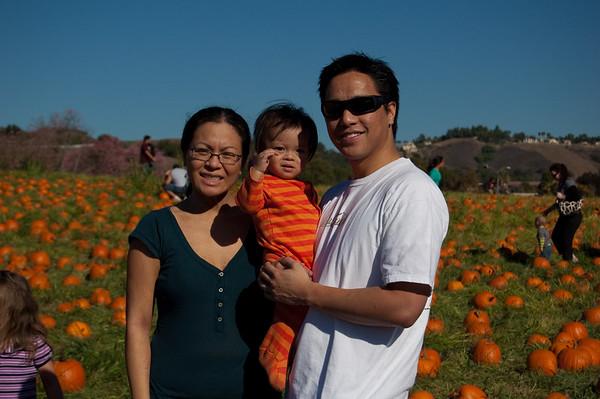 Cal Poly Pumpkin Patch