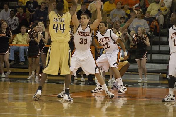 2008 Homecoming Basketball Game vs. Ga Tech