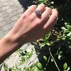 1.11ct Old European Cut Diamond Filigree Ring 27