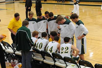 Boys Varsity Basketball - Roland Story 2012
