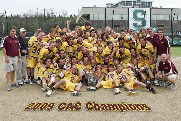 SU Lax 2009 - Stevenson CAC Championship