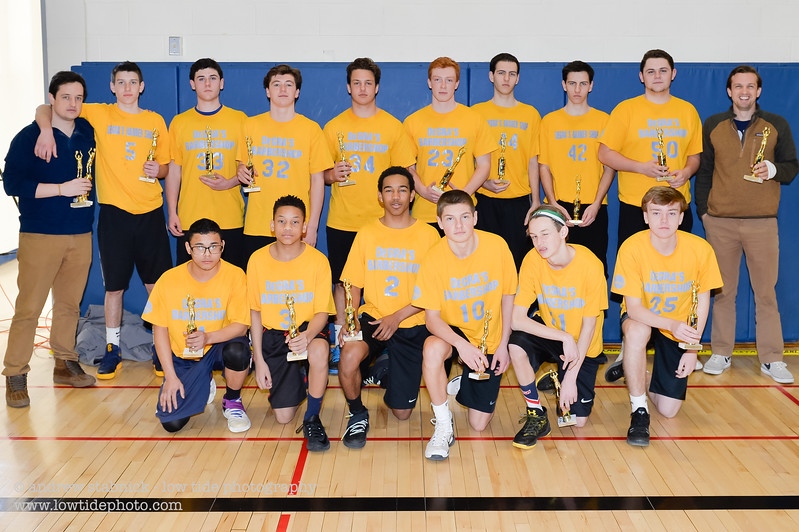 The Alumni Division CHAMPIONSHIP!