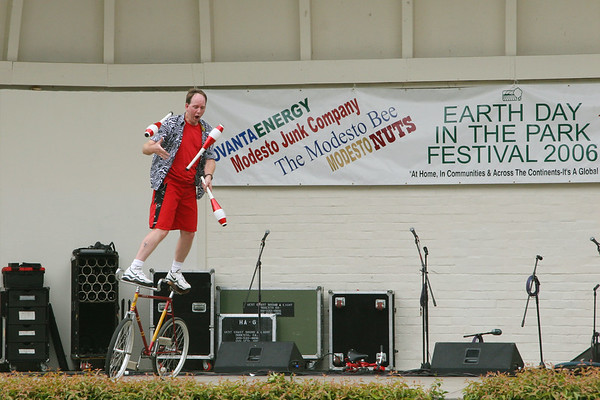 Earth Day Show, April 22, 2006