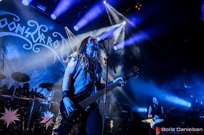Moonsorrow @ Inferno Metal Festival 2016.