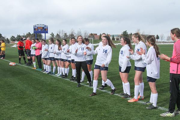 EHS Girls Varsity vs Standley Lake @ NAAC