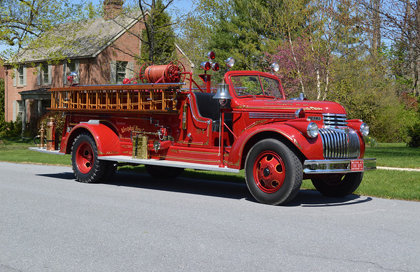 Company 1 - City of Martinsburg Fire Department (Westphal Hose Co. station)