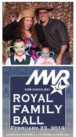 Kings Bay Royal Family Ball 2019