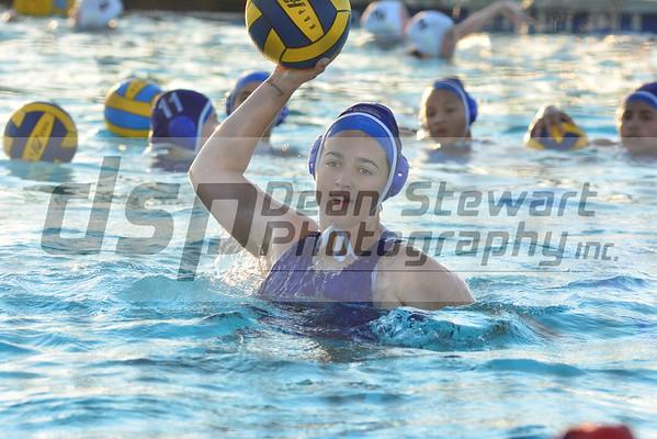 Girls Water Polo vs Bishop Moore 03*07*19