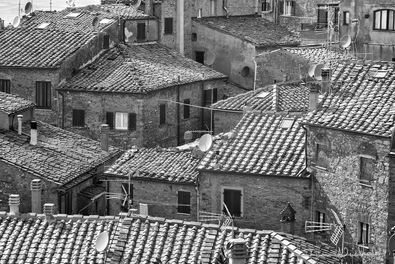 Hill Towns: Volterra