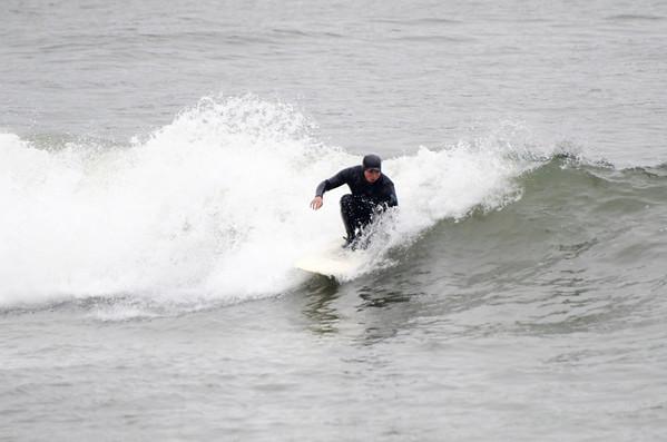 Surfing at Wakiki