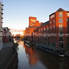 The Steam Mill and Canal: Steam Mill Street
