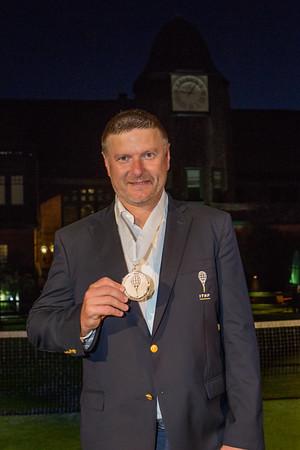 Hall of Famer Yevgeny Kafelnikov
