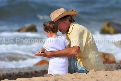 Montauk 2008, The Beach Scene, 06.22.08
