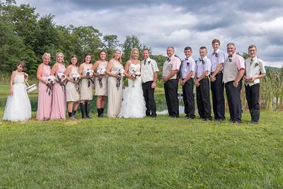 Clint & Tammy Wedding