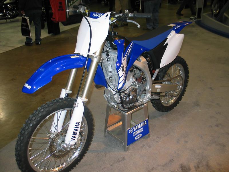 Yamaha YZ450