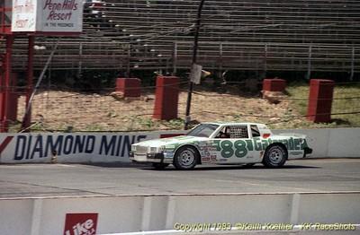1983 Pocono International Raceway